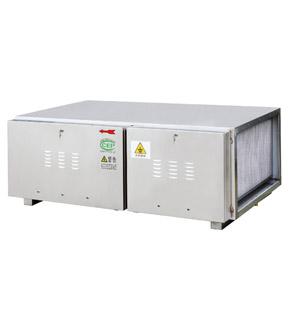5级静电式油烟净化器